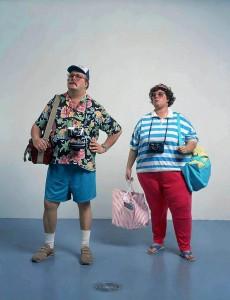 Fat English Tourists