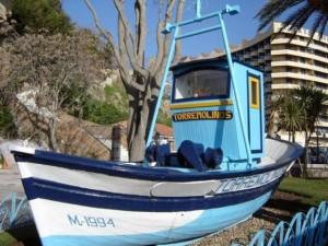 Torremolinos Boat