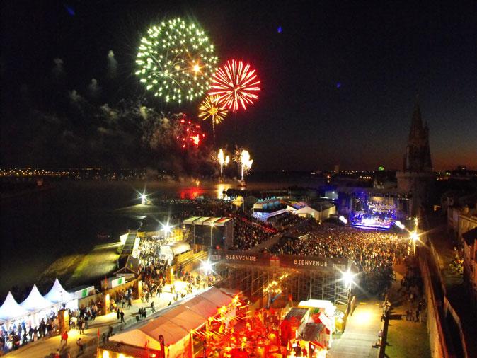 La Rochelle Fireworks